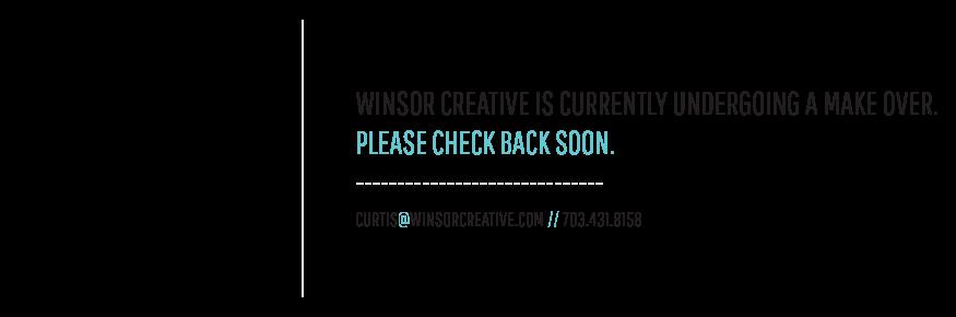 Contact Winsor Creative